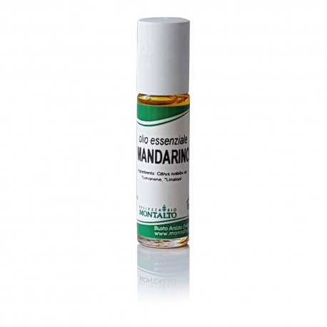 Olio Essenziale Mandarino Bio