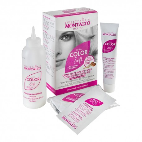 Crema Colorante Linea Color Soft