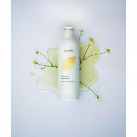 Shampoo Ravvivante Camomilla e Miele