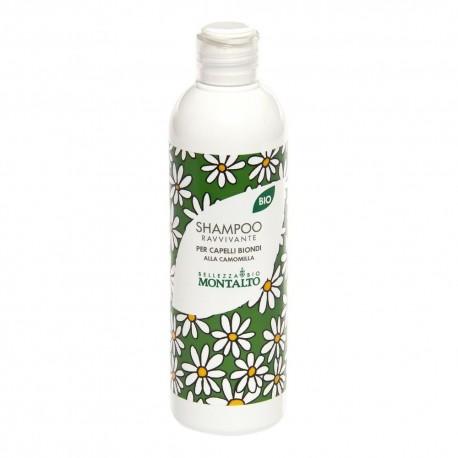 Shampoo Ravvivante per capelli Biondi alla Camomilla