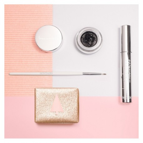 Eyeliner, pennello, mascara
