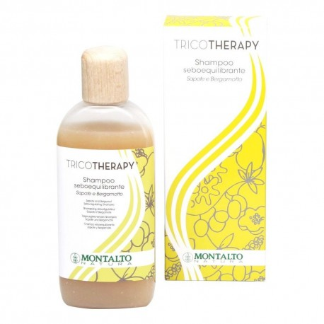 Shampoo Seboequilibrante Sapote e Bergamotto