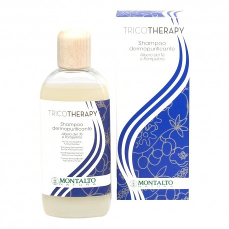 Shampoo Dermopurificante Albero del Tè e Pompelmo